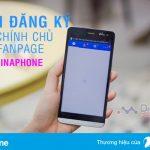 Gửi thông tin đăng ký sim Vinaphone chính chủ qua Fanpage Vinaphone như thế nào?