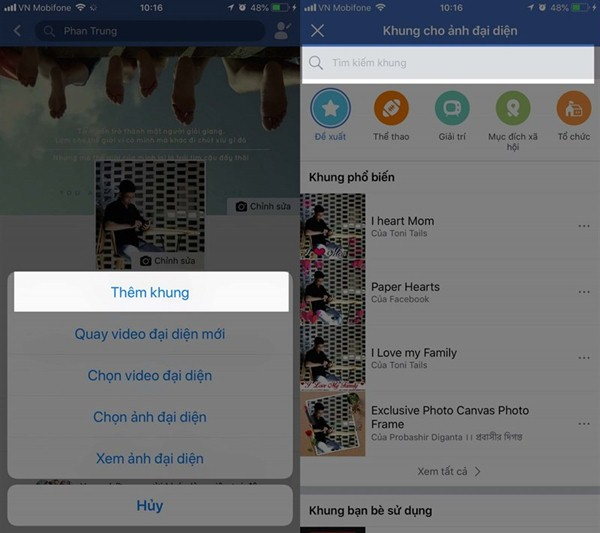 """Cách tạo ảnh """"Chạy ngay đi"""" của Sơn Tùng MTP cực đơn giản trên Facebook"""