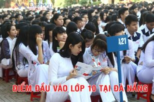 HOT: Điểm chuẩn đầu vào lớp 10 của các trường THPT tại Đà Nẵng