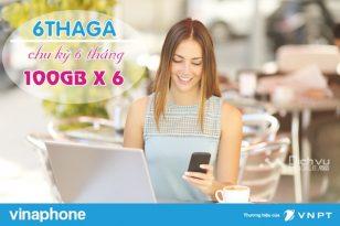 Đăng ký gói 6THAGA Vinaphone lướt web 6 tháng