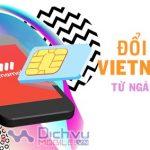 Hướng dẫn đổi sim 4G Vietnamobile nhanh chóng cho mọi thuê bao