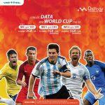 Viettel triển khai các gói data chào World Cup 2018