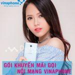 Hướng dẫn đăng ký các gói cước khuyến mãi gọi nội mạng Vinaphone khủng nhất 2020