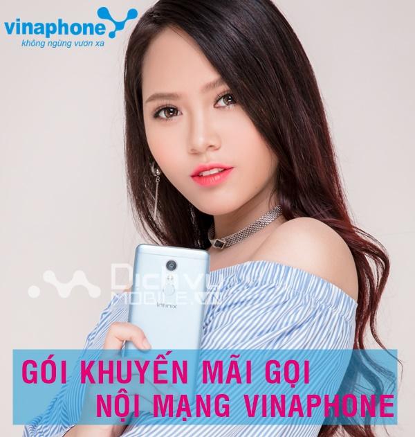 Hướng dẫn đăng ký các gói cước khuyến mãi gọi nội mạng Vinaphone khủng nhất 2019