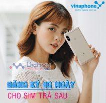 Hướng dẫn đăng ký gói 4G Vinaphone 1 ngày cho sim trả sau