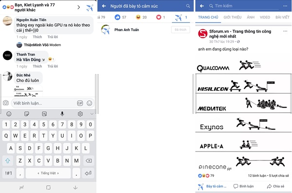 Hướng dẫn thả reaction máy bay trên Facebook cực kỳ đơn giản