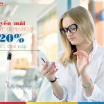 Mobifone khuyến mãi 20% thẻ nạp ngày 12/9/2018