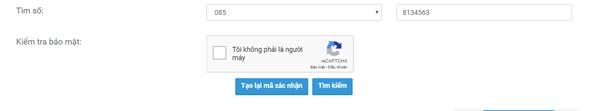 Hướng dẫn chọn sim số đẹp trên Website chọn số mạng Vinaphone