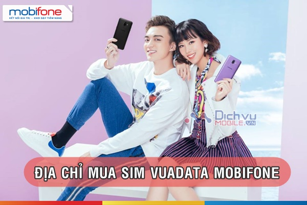 Mách nhỏ: Địa chỉ mua sim Vuadata Mobifone ưu đãi 120GB/ tháng