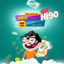 Đăng ký gói HI90 Viettel nhận tích hợp 3GB và 100 phút thoại, 100 tin nhắn