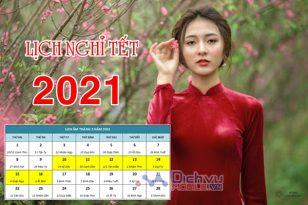 Lịch nghỉ Tết Âm lịch Tân Sửu và Quốc Khánh năm 2021 chính thức từ Bộ Lao Động