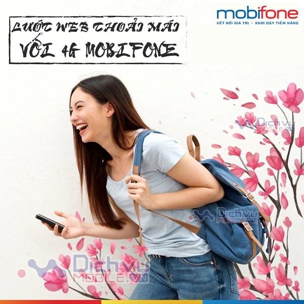 Bảng giá các gói cước 4G của Mobifone cập nhật mới nhất 2019 ưu đãi siêu khủng