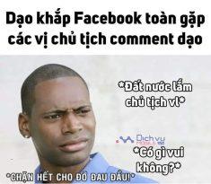 """Cách chặn bình luận """" chủ tịch giả ngèo..."""" trên Facebook trong tích tắc"""