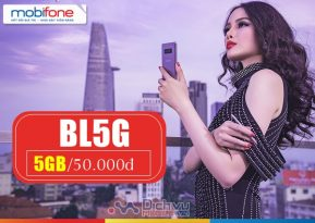 Nhận 5GB chỉ 50,000đ với gói cước BL5G Mobifone