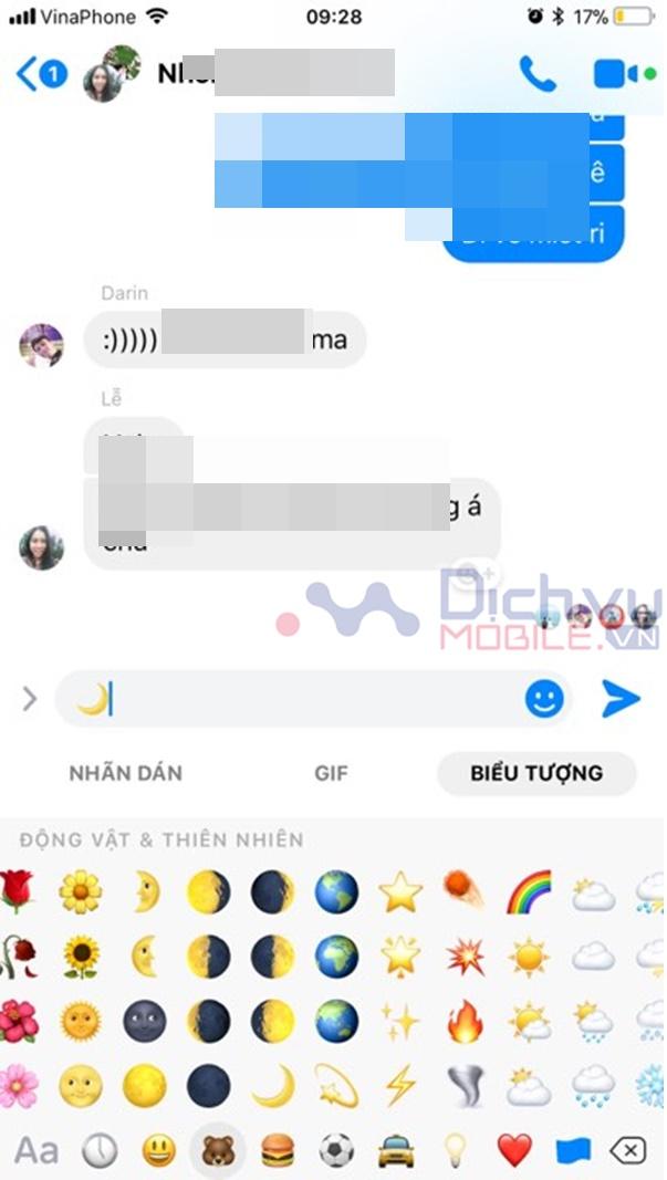 Cách kích hoạt chế độ nền tối trên Facebook Messenger