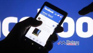 Facebook gặp lỗi người dùng không gửi được tin nhắn, comment, like post khó khăn