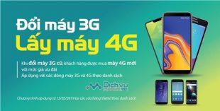 Viettel mua điện thoại Samsung cũ và hỗ trợ đổi điện thoại mới cho khách hàng