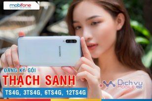 Mobifone triển khai các gói 4G Thạch Sanh mới siêu hot