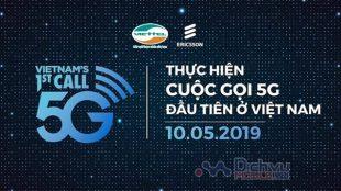 Viettel thử nghiệm cuộc gọi trên mạng 5G đầu tiên ở Việt Nam