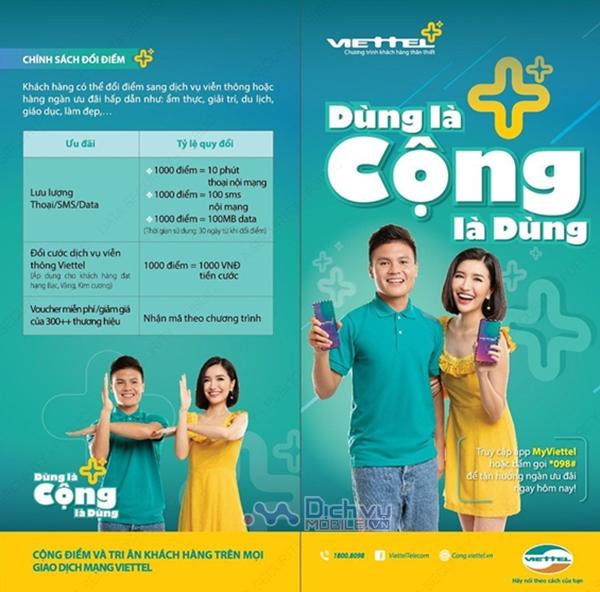 Viettel triển khai chương trình Viettel++ ưu đãi khủng cho khách hàng toàn mạng