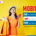 Cách nhận combo thoại, data hấp dẫn từ gói Mobi102 Mobifone