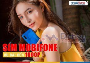 Các loại sim, gói cước mạng Mobifone ưu đãi 1000 phút thoại siêu hấp dẫn