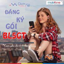 Đăng ký gói BL5GT Mobifone Free chơi game, xem phim xài Viber chỉ 50k
