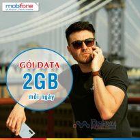 Đăng ký các gói data Mobifone ưu đãi 2GB/ ngày giá cực rẻ