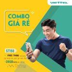 Cách đăng ký gói ST150 Viettel nhận 28GB và free gọi nội mạng chỉ 150,000đ