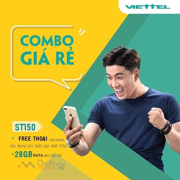 Cách đăng ký 4G Viettel qua Viettel shop ưu đãi data khủng