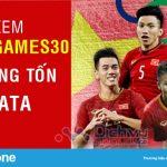 Hướng dẫn xem Sea Game30 không tốn data 4G cho sim Vinaphone