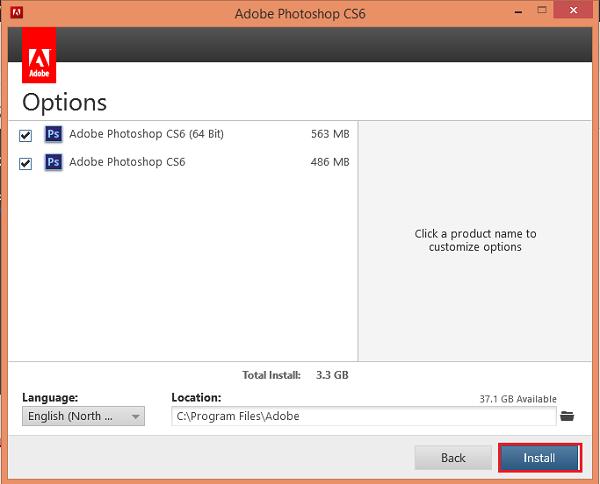 Cách cài đặt và active Adobe Photoshop CS6 chuẩn nhất thành công 100%