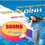 Goi D15G mang Vinaphone