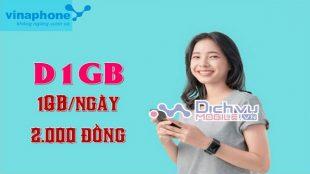 Goi cuoc D1GB Vinaphone