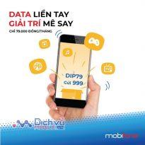 Hướng dẫn đăng ký gói DIP79 nhận 8GB chỉ với 79,000đ