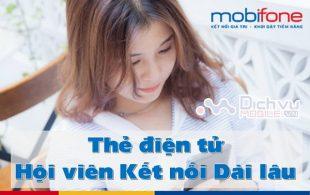 The Hoi vien Ket noi dai lau dien tu mang Mobi