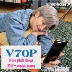 goi cuoc V70P Vinaphone