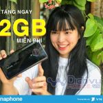 Hướng dẫn nhận miễn phí 2GB từ Vinaphone dùng trong 30 ngày