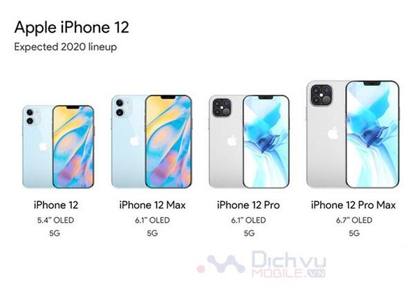 Gioi thieu Iphone 12