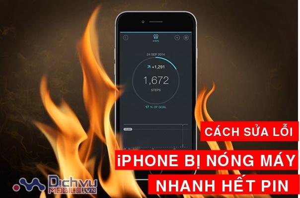 Cách xử lý khi điện thoại bị nóng máy hao pin trên iOS14 cực đơn giản