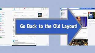 Cách chuyển chuyển Facebook về giao diện cũ chỉ 3 phút