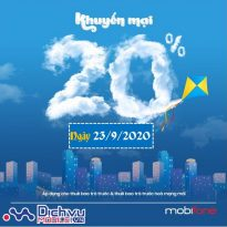 khuyen mai Mobifone ngay 23.9.2020