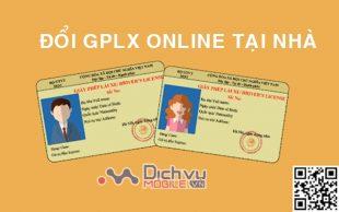 Cách đổi giấy phép lái xe online ngay tại nhà cực đơn giản, tiết kiệm thời gian