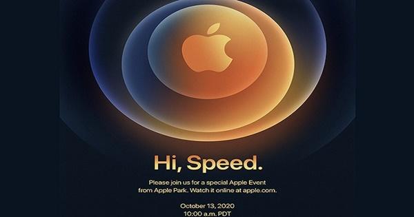 iPhone 12 sẽ ra mắt lúc 0h ngày 14/10 và đây là những cách để xem trực tiếp sự kiện này