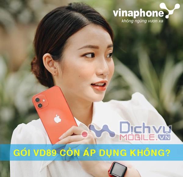 GÓC GIẢI ĐÁP: Gói VD89 Vinaphone còn đăng ký được không?