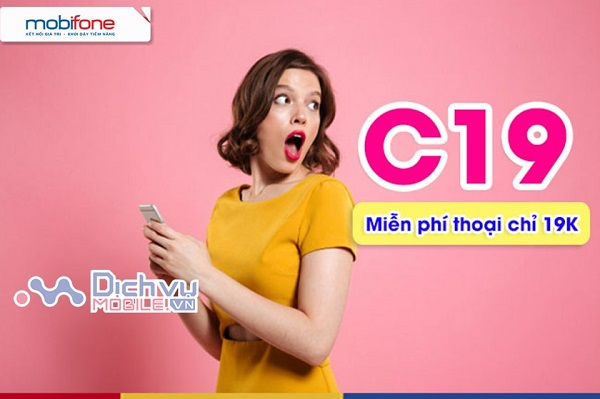 goi cuoc C19 Mobifone