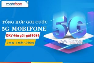 Cac goi cuoc 5G Mobifone 1 ngay 1 tuan 1 thang