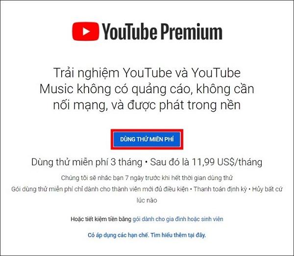 """Hướng dẫn chặn quảng cáo """"nhà tôi 3 đời trị sỏi thận..."""" trên Youtube"""