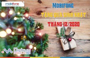 Mobifone tang qua sinh nhat khach hang thang 12