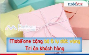 Mobifone tang qua tri an khach hang